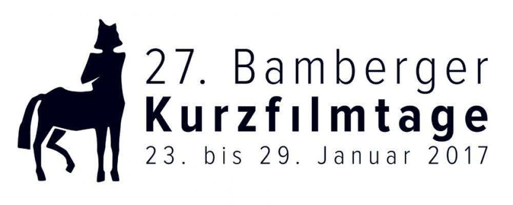 Film ab für die 27. Bamberger Kurzfilmtage