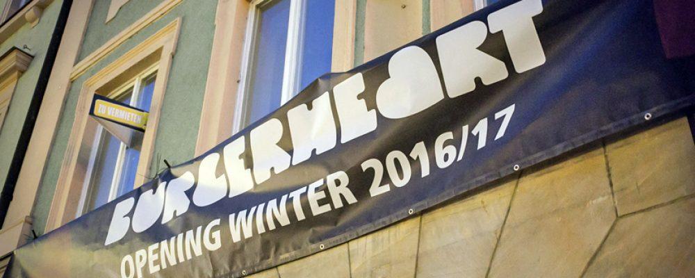 Hallo Bamberg! Es ist soweit, das Burgerheart ist eröffnet!
