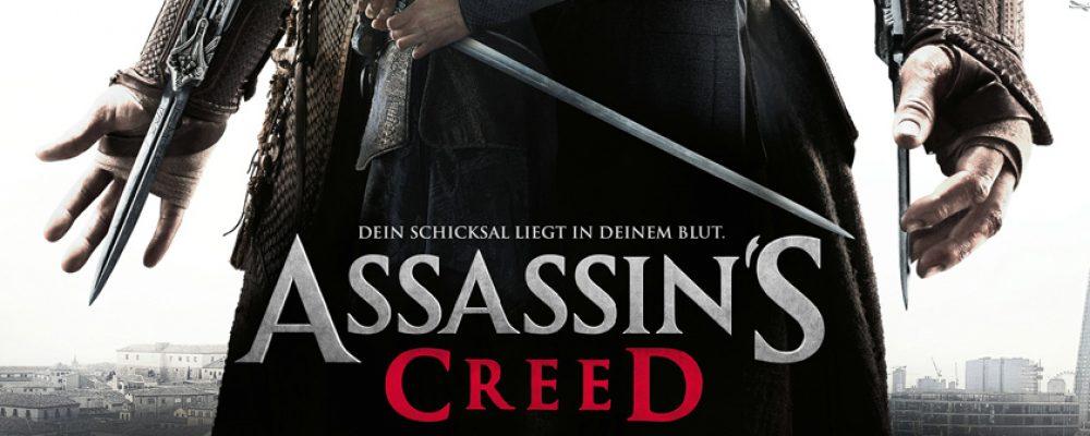 Kinotipp der Woche: ASSASSIN'S CREED
