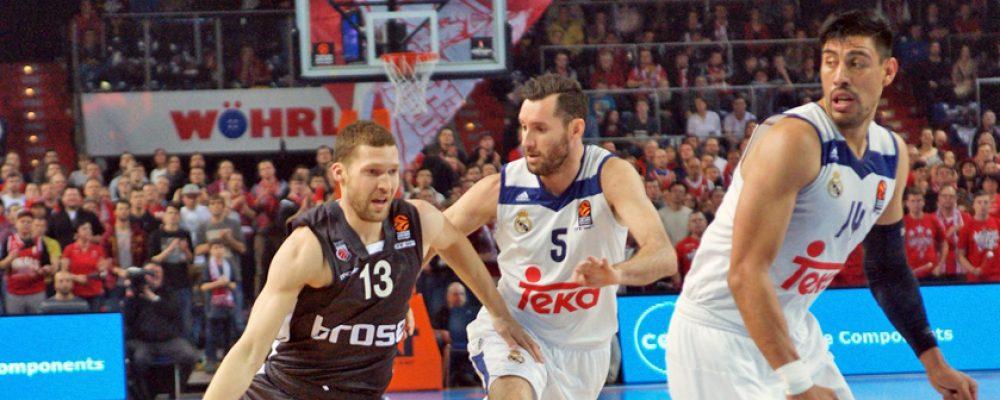 Erneute Krimi-Niederlage in der Euroleague