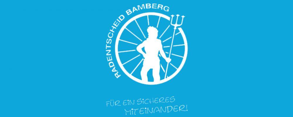 Initiative Radentscheid: Bamberg tritt in die Pedale