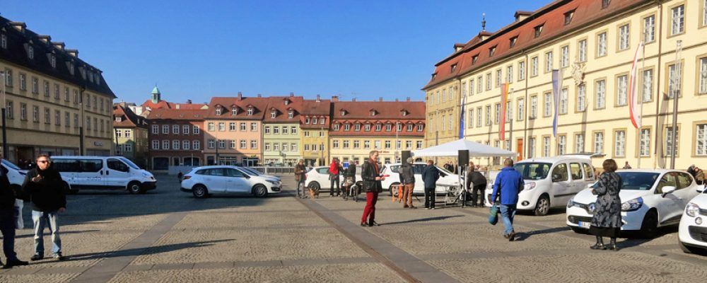 25 Jahre Carsharing in Bamberg