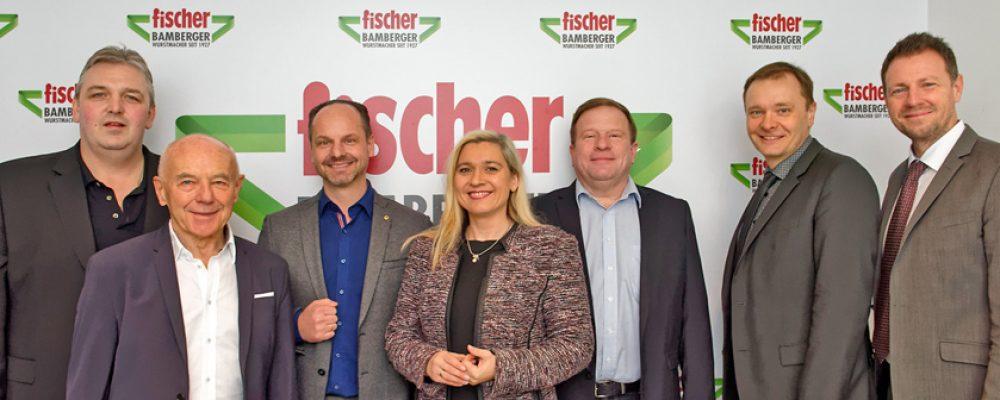 Staatsministerin Melanie Huml besucht Bambergs Traditionsmetzgerei