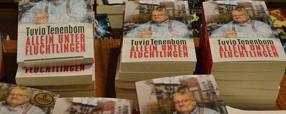 Pikante Lesung mit Tuvia Tenenbom in Bamberg