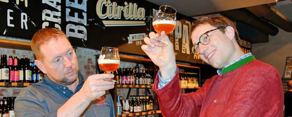 Die oberfränkischen Bierhauptstädte treffen sich