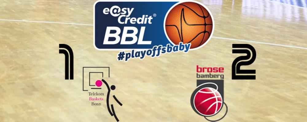 Brose Bamberg will ins Halbfinale