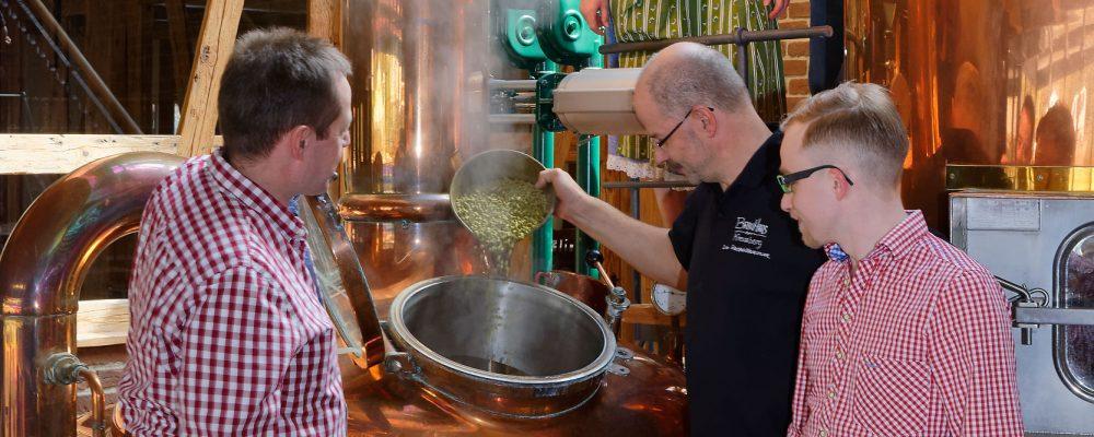 """""""Collaboration Brew"""": Der Katharinentrunk ist angestochen"""