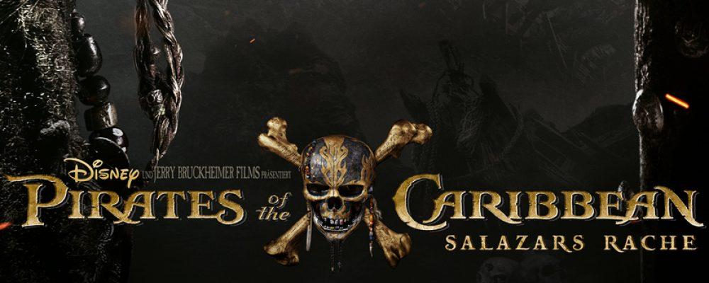 Kinotipp der Woche: Pirates of the Caribbean: Salazars Rache