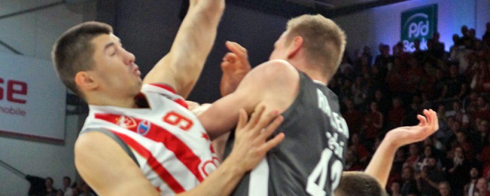 Brose Bamberg verpflichtet Luka Mitrovic