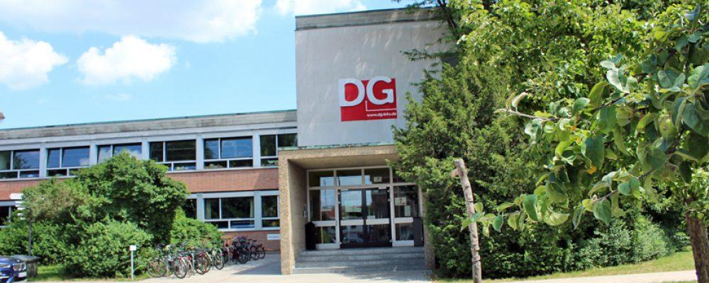 DG bleibt am jetzigen Standort