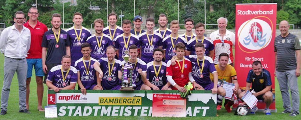 FCE ist Fußball-Stadtmeister 2017