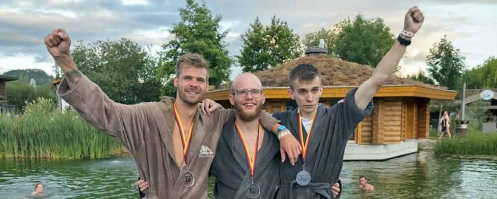 Die Teilnehmer aus Deutschland für die AUFGUSS-WM 2017 stehen fest
