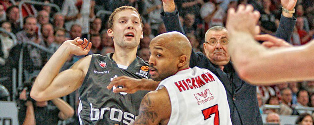 Nächster Star-Spieler für Bamberg: Ricky Hickman kommt