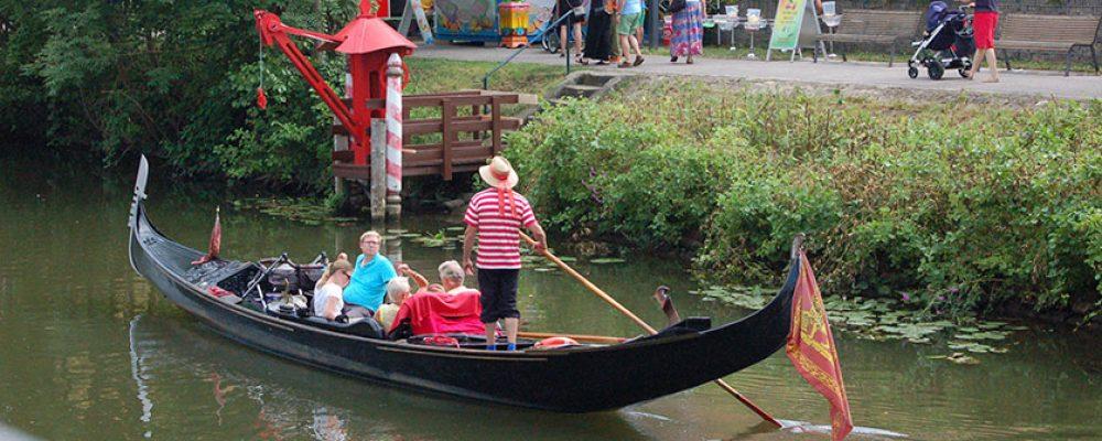 """""""Canalissimo"""" die Zwölfte: Bamberger Flussfest-Wochenende"""
