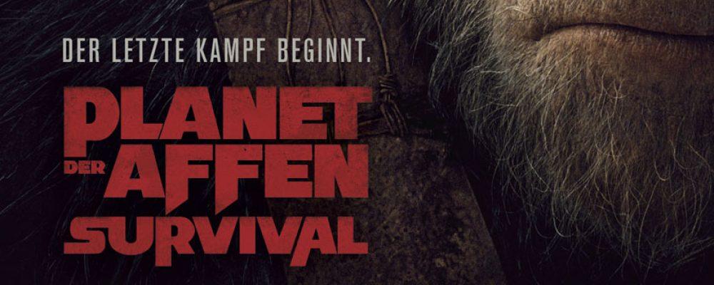 Kinotipp der Woche: Planet der Affen: Survival