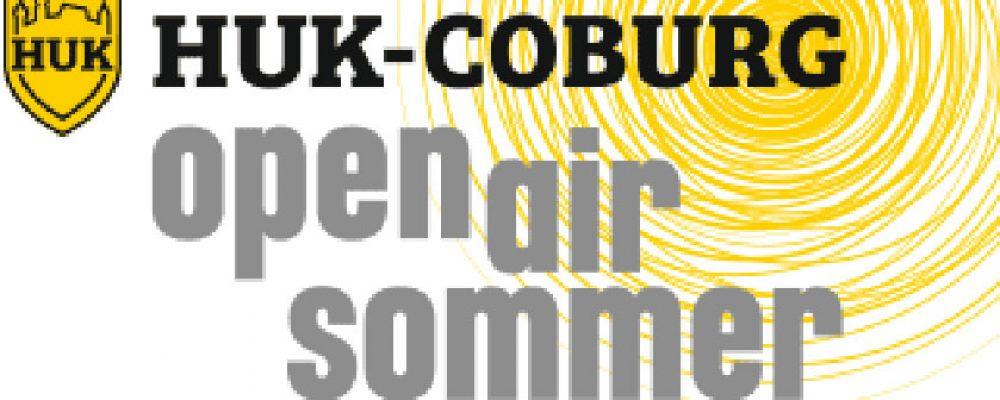 HUK-COBURG open-air-sommer 2017