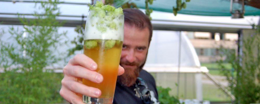 Craft Beer made in Bamberg: Hopfenzupferfest am Wochenende