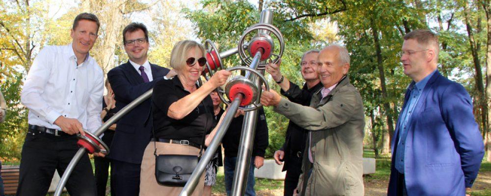 Fitness für alle: Mehrgenerationenparcours in Bamberg