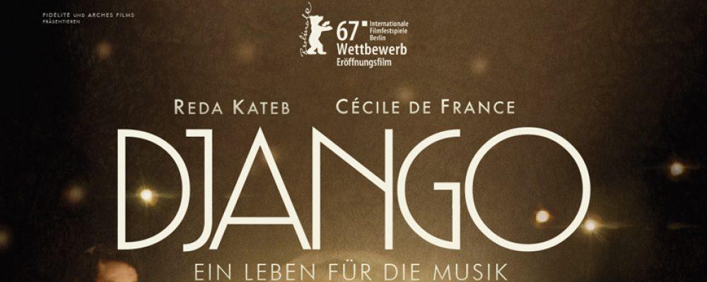 Django – Ein Leben für die Musik