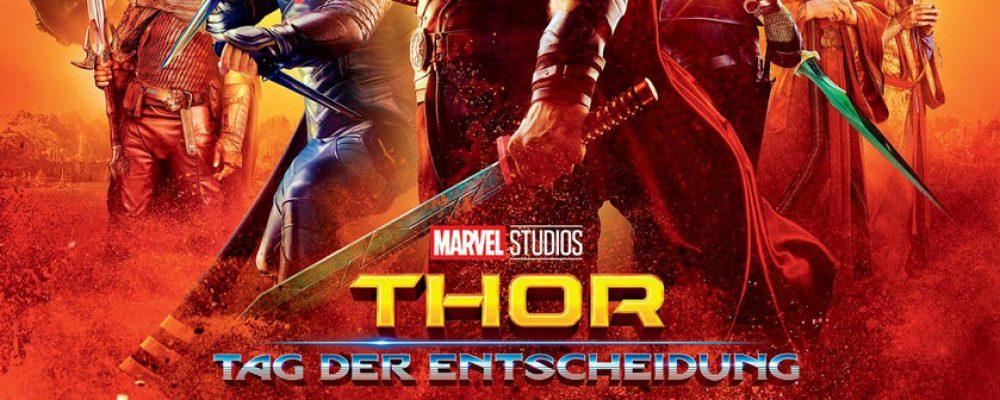 Kinotipp der Woche: Thor: Tag der Entscheidung