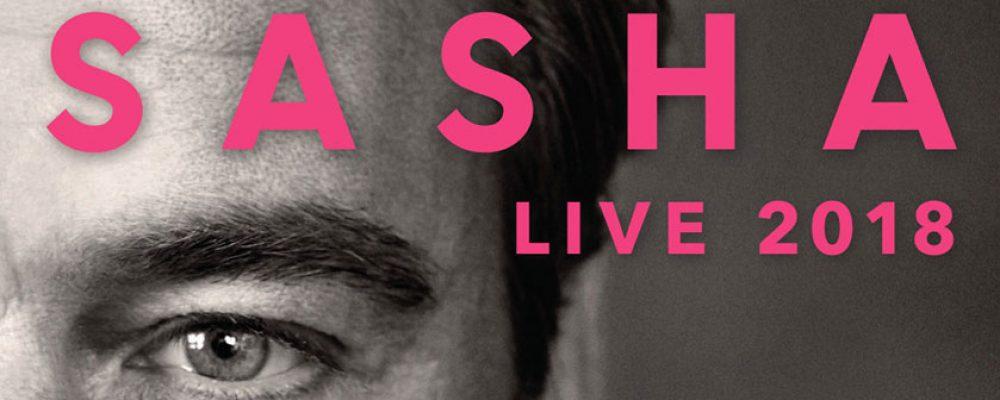 Sasha LIVE 2018