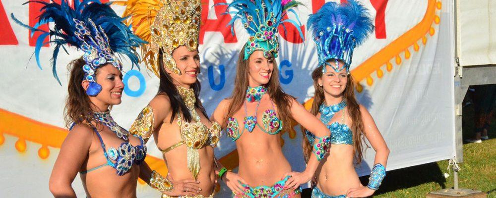 Samba-Festival lockt wieder über 200.000 Samba- Fans nach Coburg.