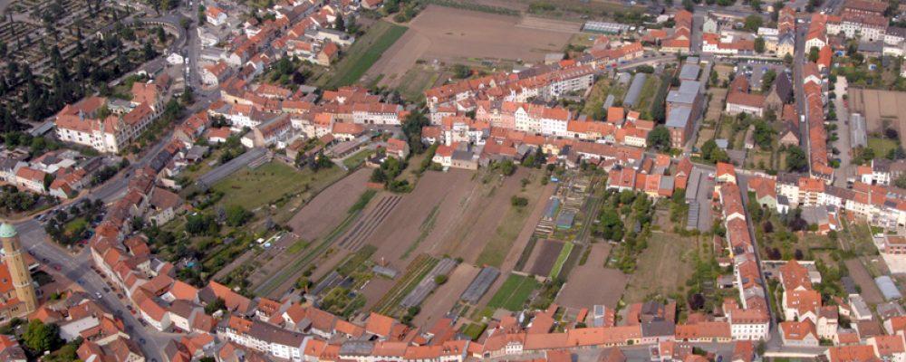Urbaner Gartenbau von internationalem Interesse