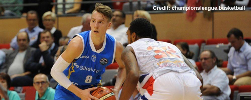 Der nächste Rückkehrer: Arnoldas Kulboka spielt wieder für Brose
