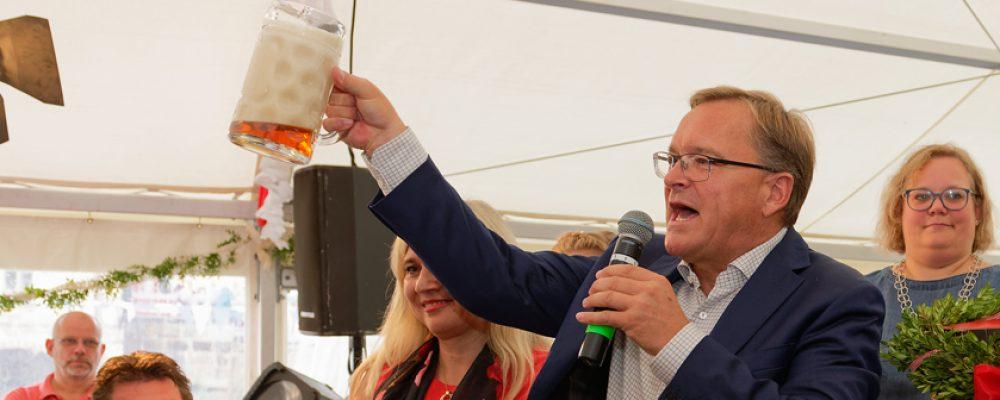 Sandkerwa-Comeback: Gelungene Rückkehr des Bamberger Volksfestes