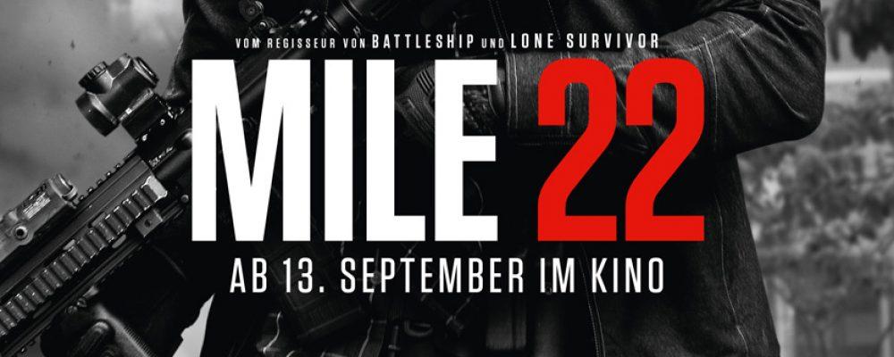 Kinotipp der Woche: MILE 22