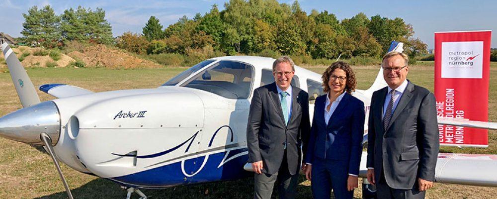 Zu Lande, zu Wasser und in der Luft – das multimodale Verkehrsnetz der Metropolregion Nürnberg
