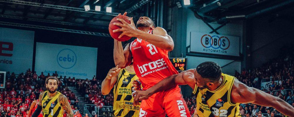 Freiwurfspektakel & Overtime: Bamberg kämpft die Riesen nieder