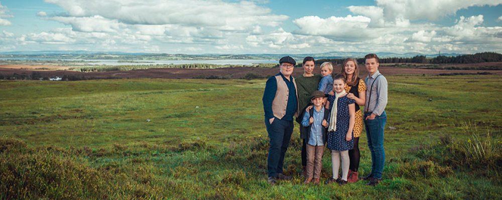 Angelo Kelly & Family Rösler Open-Air Schloss Eyrichshof