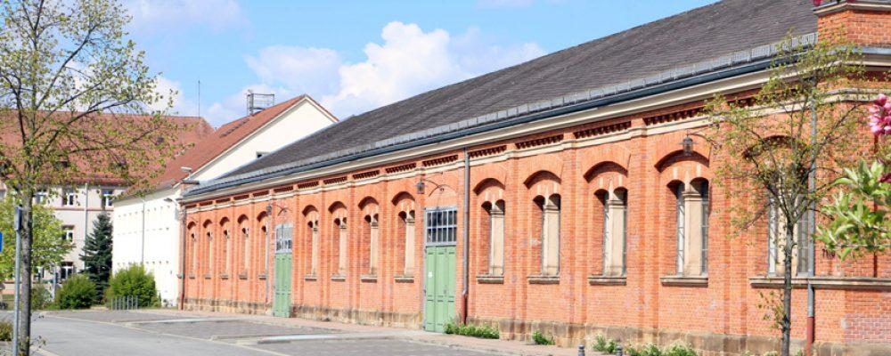 """Nationale Projekte des Städtebaus 2018: Stadt Bamberg bewirbt sich mit """"Reithalle Lagarde"""""""