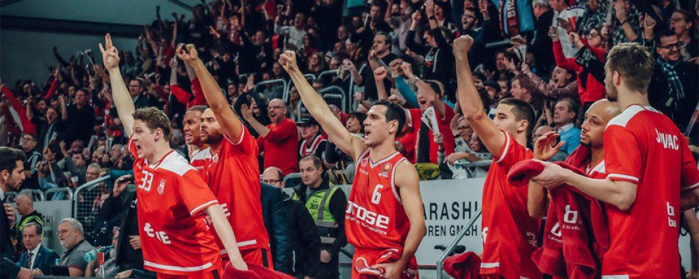 Rice ist heiß: Brose Bamberg kämpft sich in Jena zum Sieg