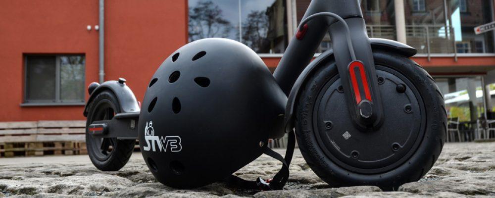 E-Scooter: Test auf Bamberg-Tauglichkeit