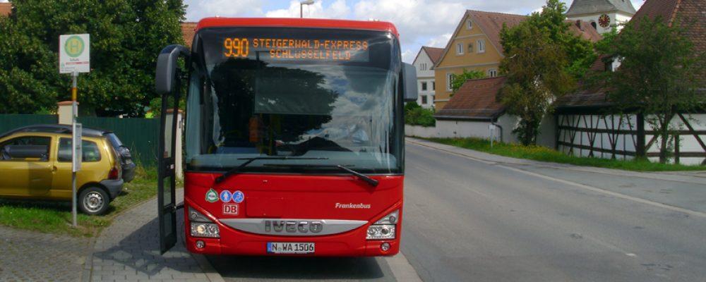 Freizeitbusse haben 100.000er-Marke geknackt