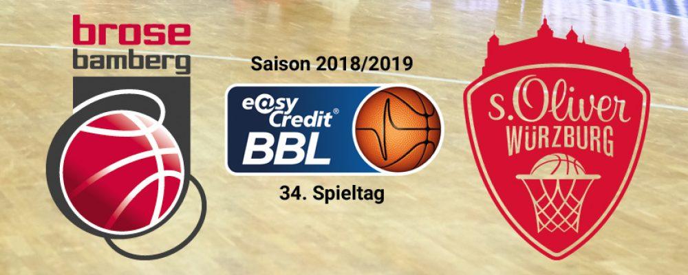Frankenderby gegen Würzburg als Saisonfinale