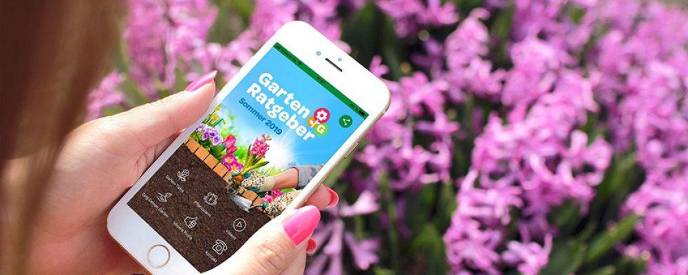 Gärtnern mit digitaler Unterstützung