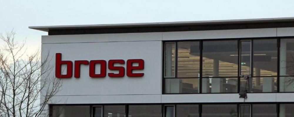 Brose ist neuer Partner bei Task Force