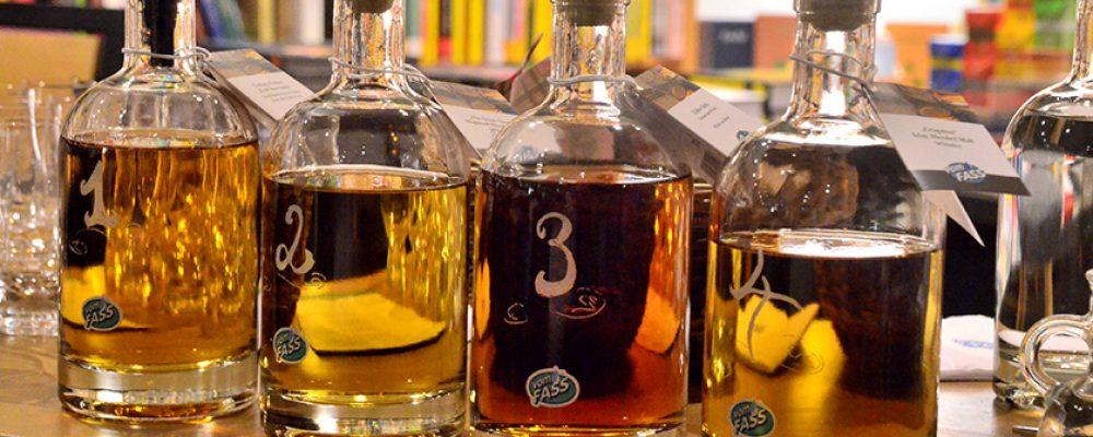 Herbstzeit – Whiskyzeit – Lesezeit!