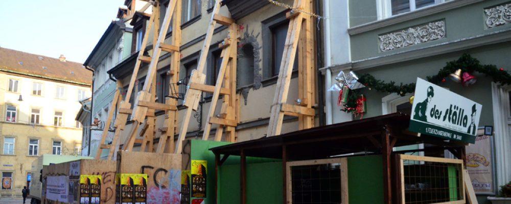 Einzeldenkmal gerettet: Stadt Bamberg und Dolphin Capital einigen sich auf Kaufvertrag