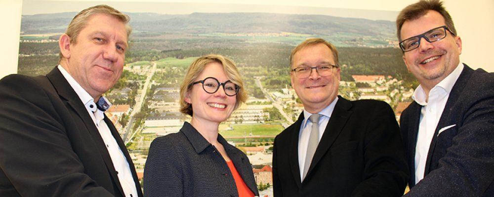 Bamberg will nationales Modellprojekt auf den Weg bringen