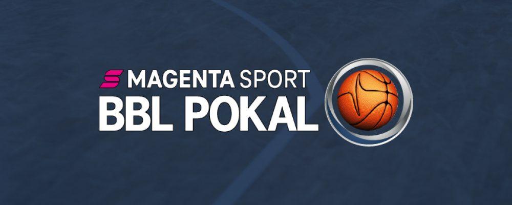 MagentaSport BBL Pokal: Live Basketball ab Oktober