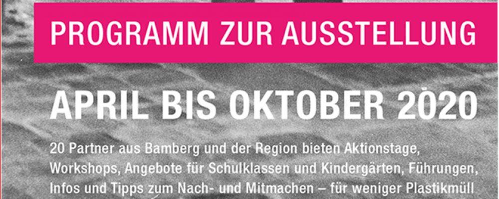 """Update Rahmenprogramm zur Ausstellung """"Tüte um Tüte"""""""