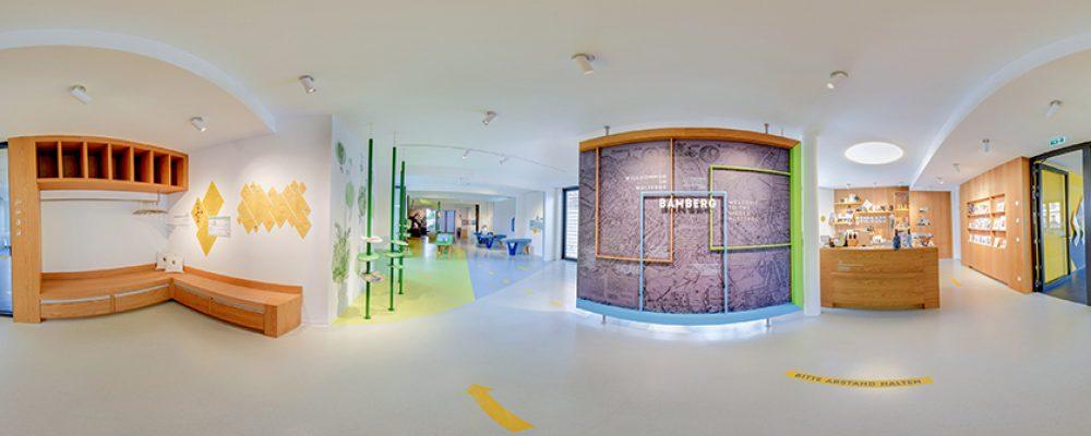 Welterbe-Besucherzentrum jetzt auch virtuell erlebbar