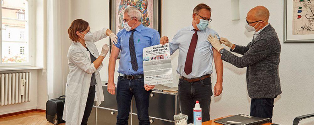 Grippe-Impfwoche startet