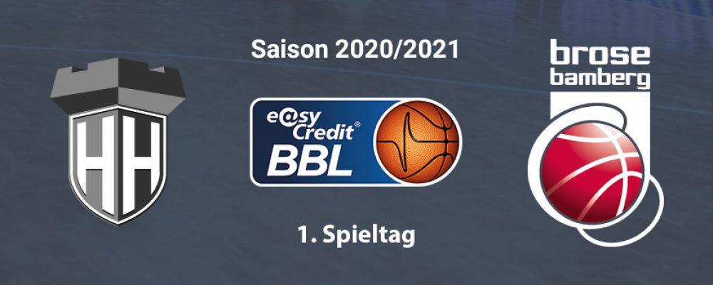 Ready to BAM: Bamberg startet in die BBL-Saison