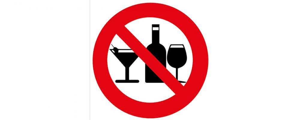 Verlängerung der Maskenpflicht und striktes Alkoholkonsumverbot in der Öffentlichkeit