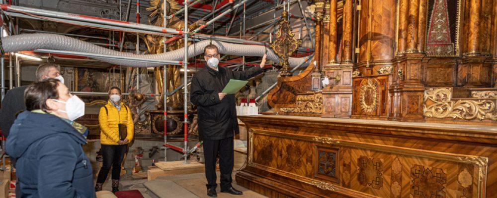 24 Millionen Euro: Rekord-Förderbescheid des Bundes für St. Michael überreicht